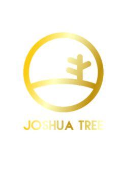 joshua tree logo fondo blanco
